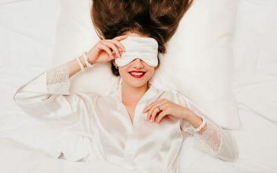 Hodvábna obliečka pre kvalitný spánok, zdravé vlasy a pokožku