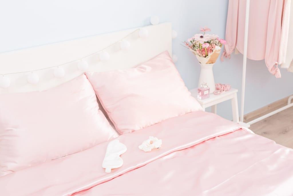 hodvabne postelne pradlo