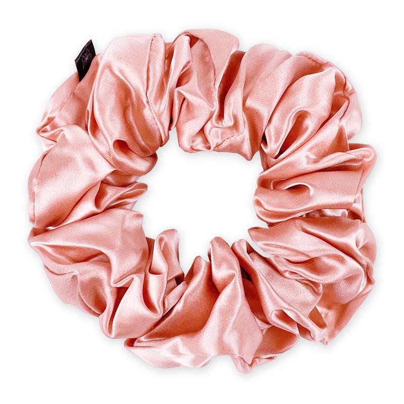 Hodvabna-scrunchiee-Bridesmaid-Dress